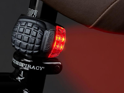 Велофонарь Subrosa Combat Light Задний