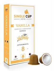 SINGLE CUP COFFEE Vanilla