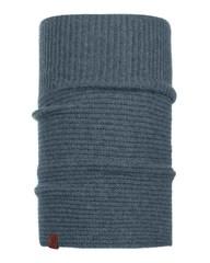 Вязаный шарф-труба Buff Neckwarmer Knitted Biorn Grey