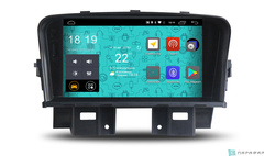 Штатная магнитола 4G/LTE с DVD для Chevrolet Cruze 09-12 на Android 7.1.1 Parafar PF045D