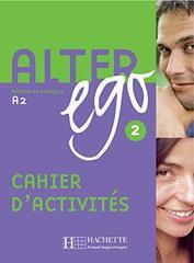 Alter Ego 2 Cahier **