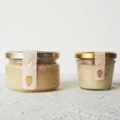 Крем-мёд с кедровым орехом