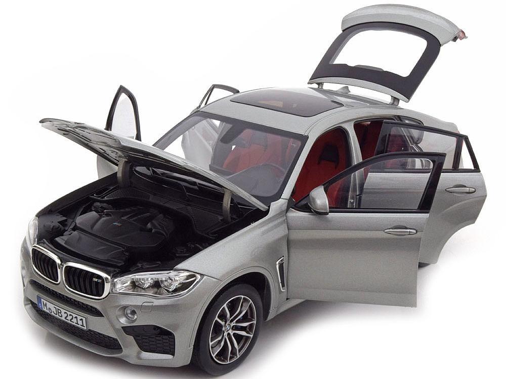 Коллекционная модель BMW X6M 2015