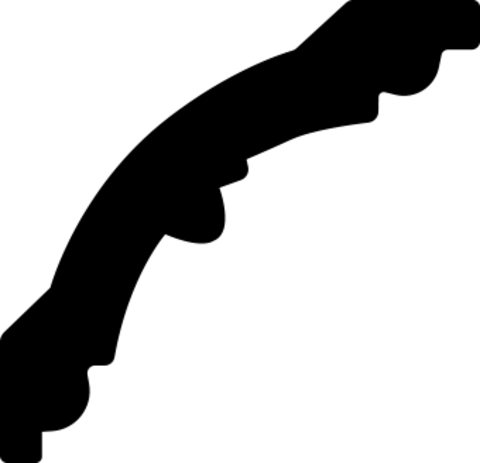 Карниз гибкий 1.50.290