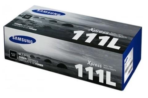 Картридж Samsung MLT-D111L (SU801A) черный