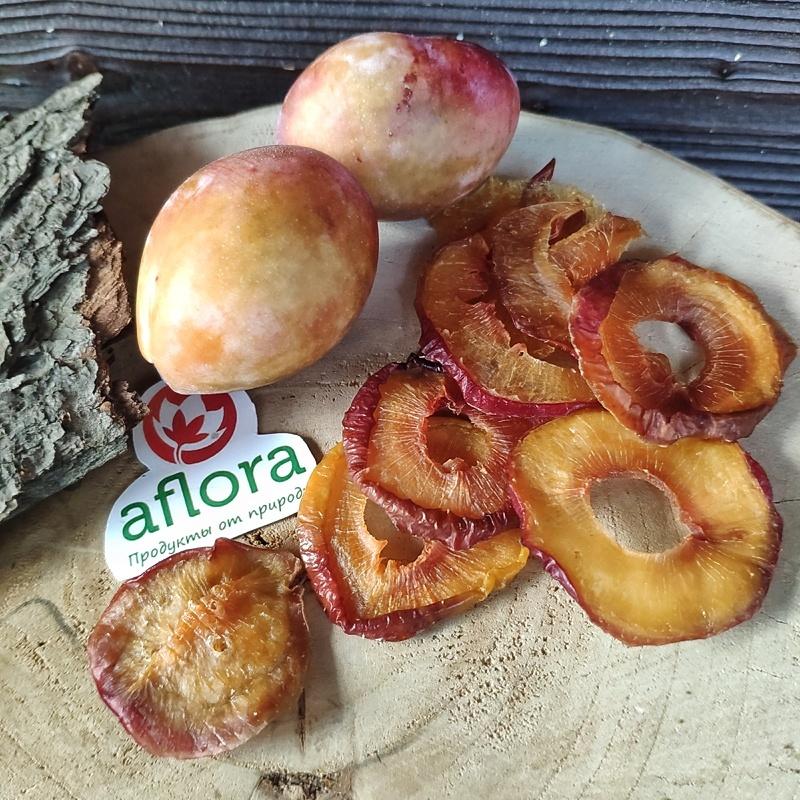 Фотография Чипсы фруктовые Слива красная, 50 г купить в магазине Афлора