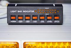 Пульт управления проблесковой балки HOR 220