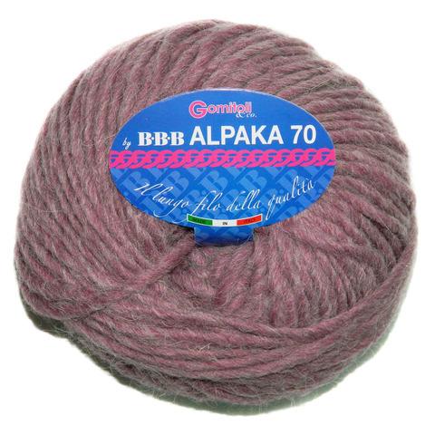 Купить Пряжа BBB Alpaka 70 Код цвета 55 | Интернет-магазин пряжи «Пряха»