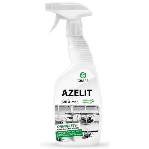 Средство для чистки плит Grass Azelit Анти-жир 600 мл