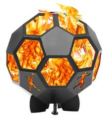 Чаша-очаг для костра Футбольный мяч