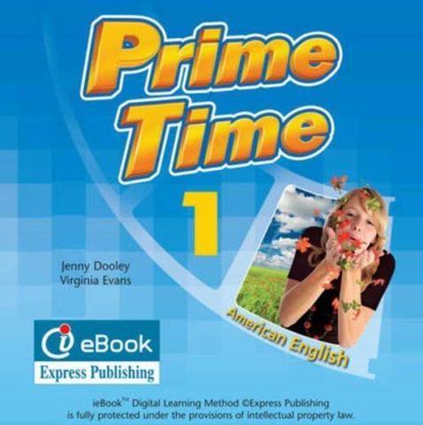 Starlight 5 — электронное приложение (prime time 1 iebook)
