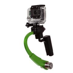 Портативный стабилизатор для GoPro зеленый