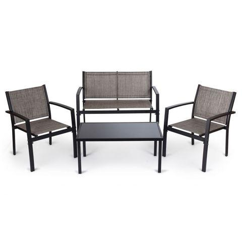 Комплект кофейный (стол+2 кресла+диван), T206B
