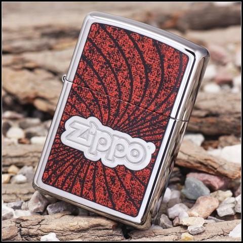 Зажигалка ZIPPO 24804 Spiral