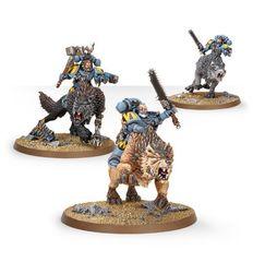 Start Collecting! Space Wolves. Громовые Волки