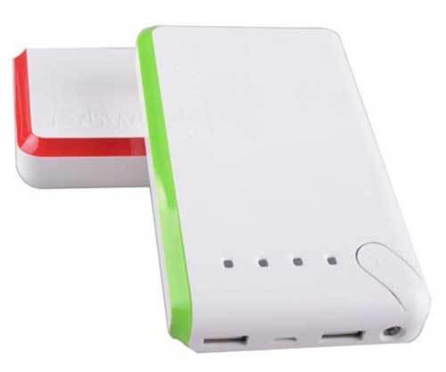 power bank в розницу 13000 mah внешний аккумулятор maxi