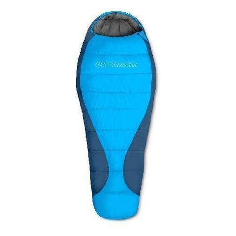 Летний спальный мешок Trimm Tropic, 195 R (синий)