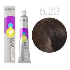 L'Oreal Professionnel Luo Color 6.23 (Темный блондин перламутрово золотистый) - Краска для волос