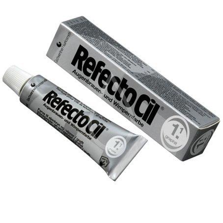 Краска для бровей RefectoCil, Краска для бровей и ресниц № 1.1 Графит, 15 мл refectocil-kraska-dlya-brovej-i-resnic-grafit.jpg