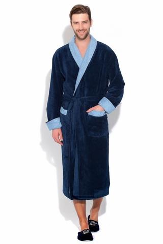 Благородный махровый халат из бамбука GRAF (PM 925)