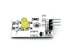 Модуль светодиода (желтый)