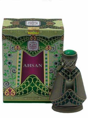 Ahsan Ахсан 12 мл арабские масляные духи от Насим Naseem Perfumes