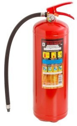 Порошковый огнетушитель ОП-4 (з) ВСЕ