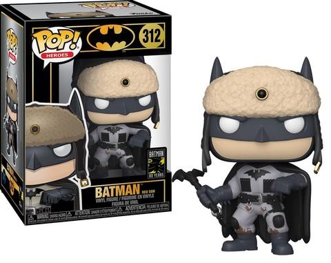 Batman Red Son Funko Pop! || Бэтмен Красный Сын