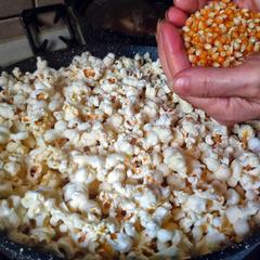 Кукуруза для попкорна / 250 гр