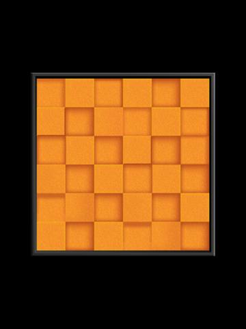 Акустическая съемная  панель ECHOTON puzzle 900x900mm