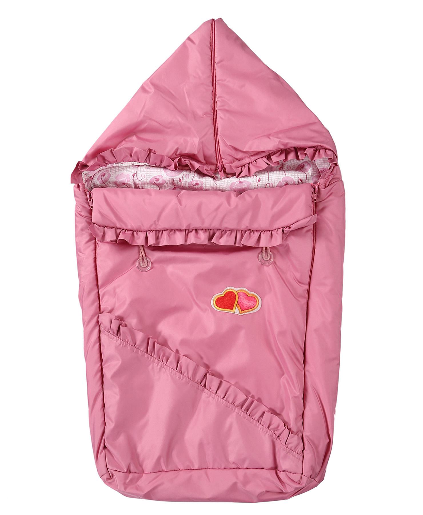 Конверты на выписку Конверт для новорожденного, Осень-Весна, Розовый 411t_rozovyy_1.JPG