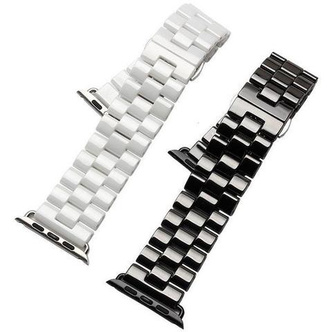 Ремешок Apple Watch 38 mm - Керамический
