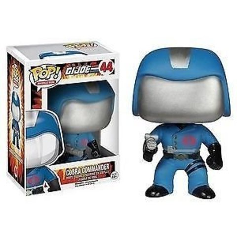 Funko POP! Cobra Commander