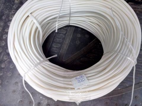 Трубка ТВ-40 (кембрик) 4,0 х 0,6 (200 м)