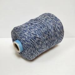 Manifattura Sesia, Merlino, Меринос 100%, Синий с белым, 230 м в 100 г