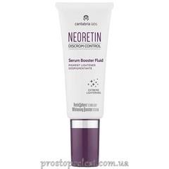 Cantabria Labs Neoretin Discrom Control Serum Booster Fluid - Осветляющая сыворотка-флюид