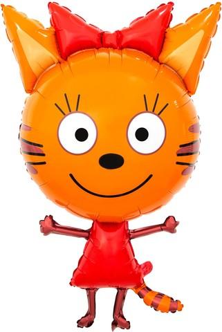 Фольгированный шар Карамелька