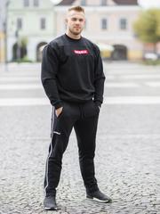 Мужские брюки Nebbia 154 black
