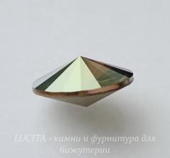1122 Rivoli Ювелирные стразы Сваровски Crystal Iridescent Green (18 мм)