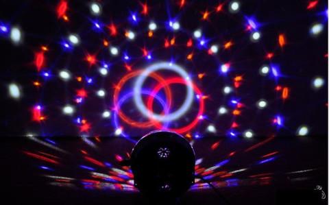 Диско музыкальный шар Шар YSP Musil ball D50 музыкальный лазерный