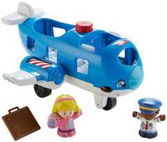 Fisher-Price Самолет Little People «Путешествуем вместе» (FMT35)