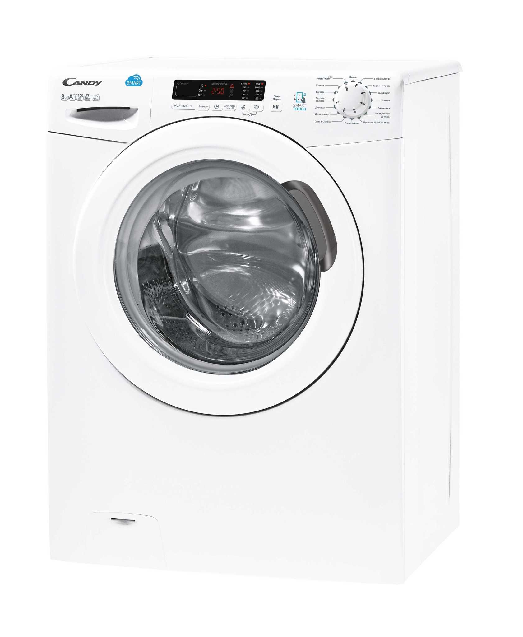 Узкая стиральная машина Candy ACS441182D1/2-07 фото 2
