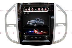 Штатная магнитола для Mercedes-Benz Vito 2 10+ рестайлинг Redpower 31608 TESLA