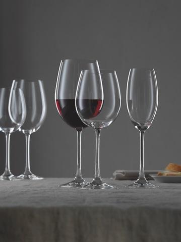 Набор из 4-х бокалов для вина Bordeaux 763 мл, артикул 85694. Серия Vivendi Premium