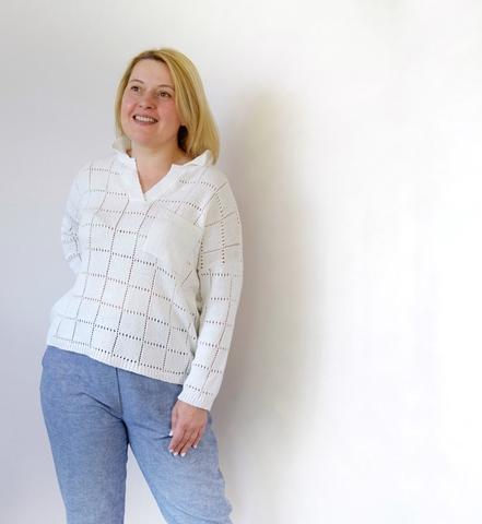 Описание рубашки POLO Shirt (дизайн-студия Трискеле)