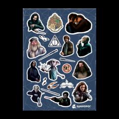Набор стикеров Harry Potter #3