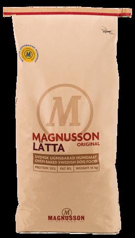 Корм для собак Magnusson Original Latta 14 кг
