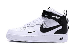 Nike Air Force 1 Mid 07 LV8 'White/Black'