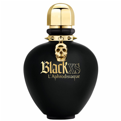 Paco Rabanne Парфюмерная вода  Black XS L'Aphrodisiaque for Women 80 ml (ж)