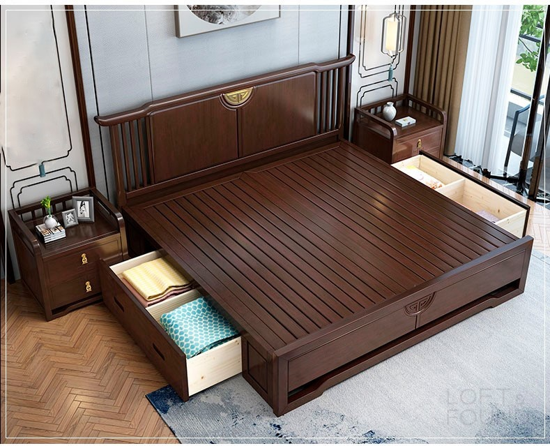 Кровать Baicheng